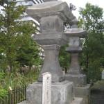 20130317_石造灯籠2